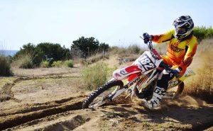 Motorcross och enduros påverkan på miljön